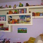 כוורת מגבס לחדר ילדים